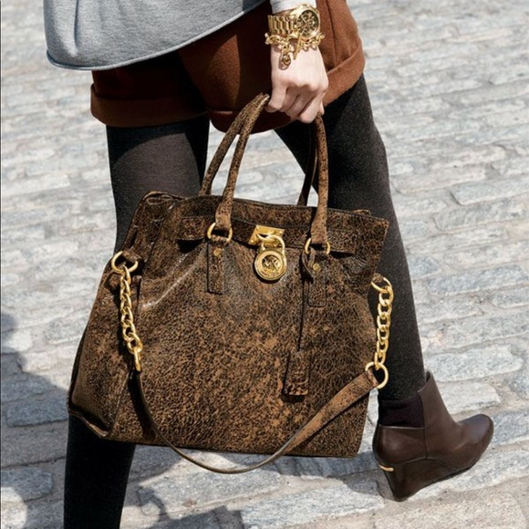 37f64a67adc7 Michael Kors Bags   Distressed Hamilton Rare   Poshmark